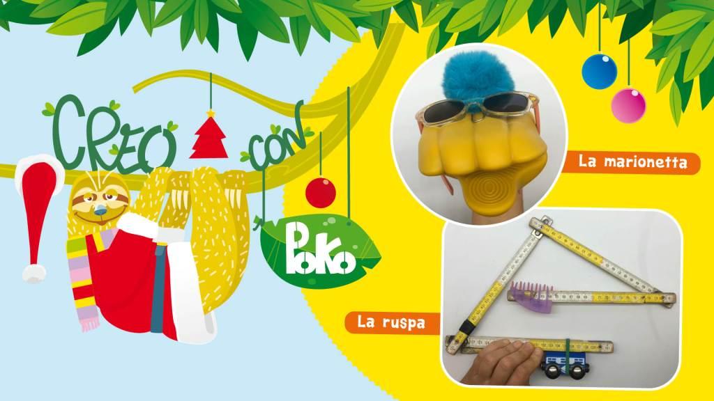 Creo con Poko Tinkering di Natale