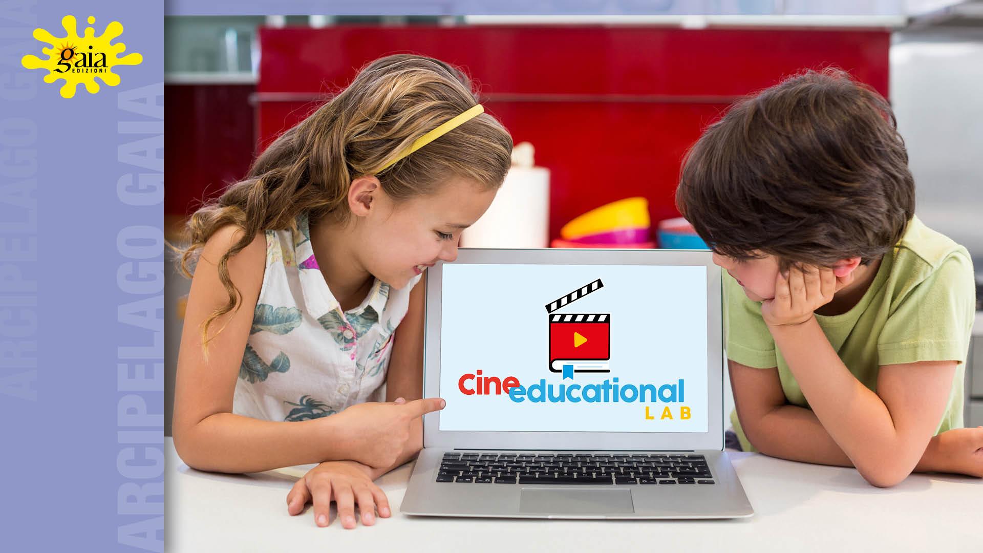 Cineducational Lab e Arcipelago Gaia (apertura)
