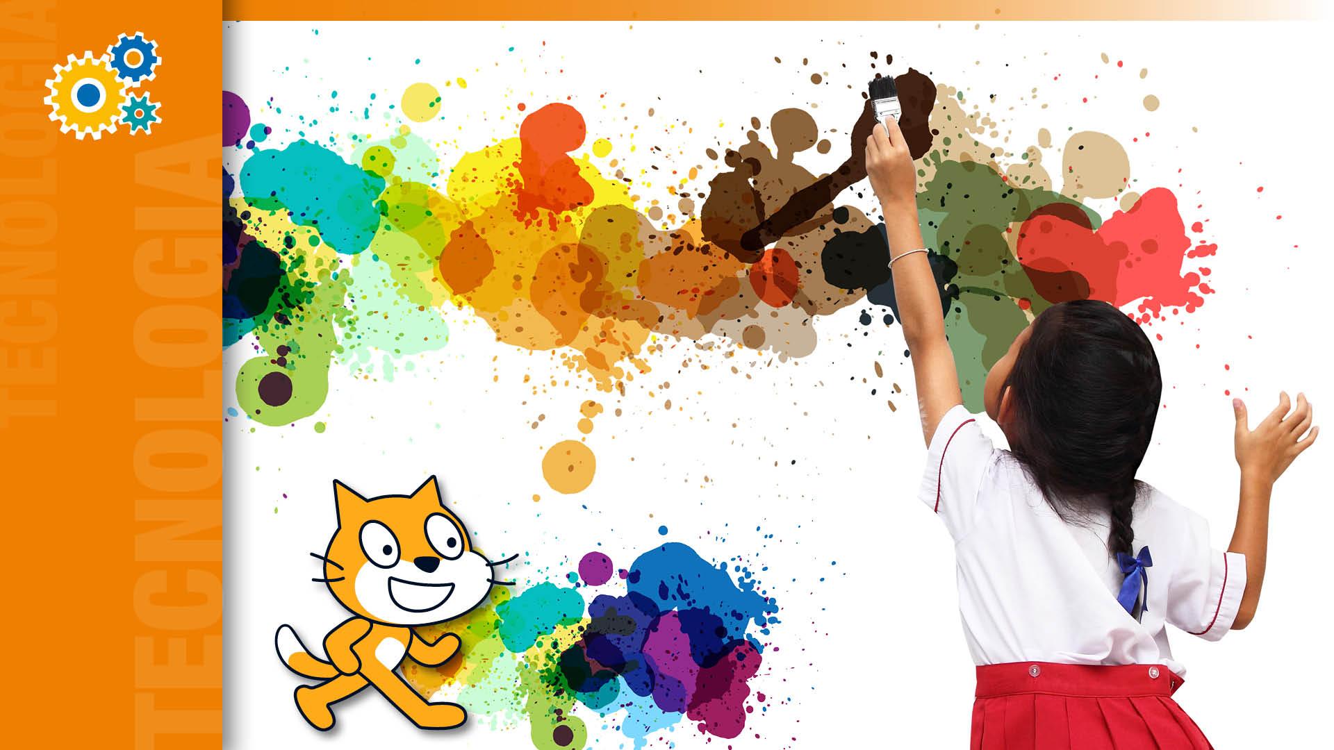 Arte e immagine con Scratch apertura