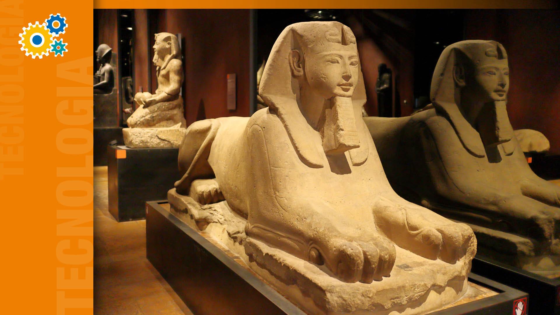 Interni del Museo Egizio di Torino