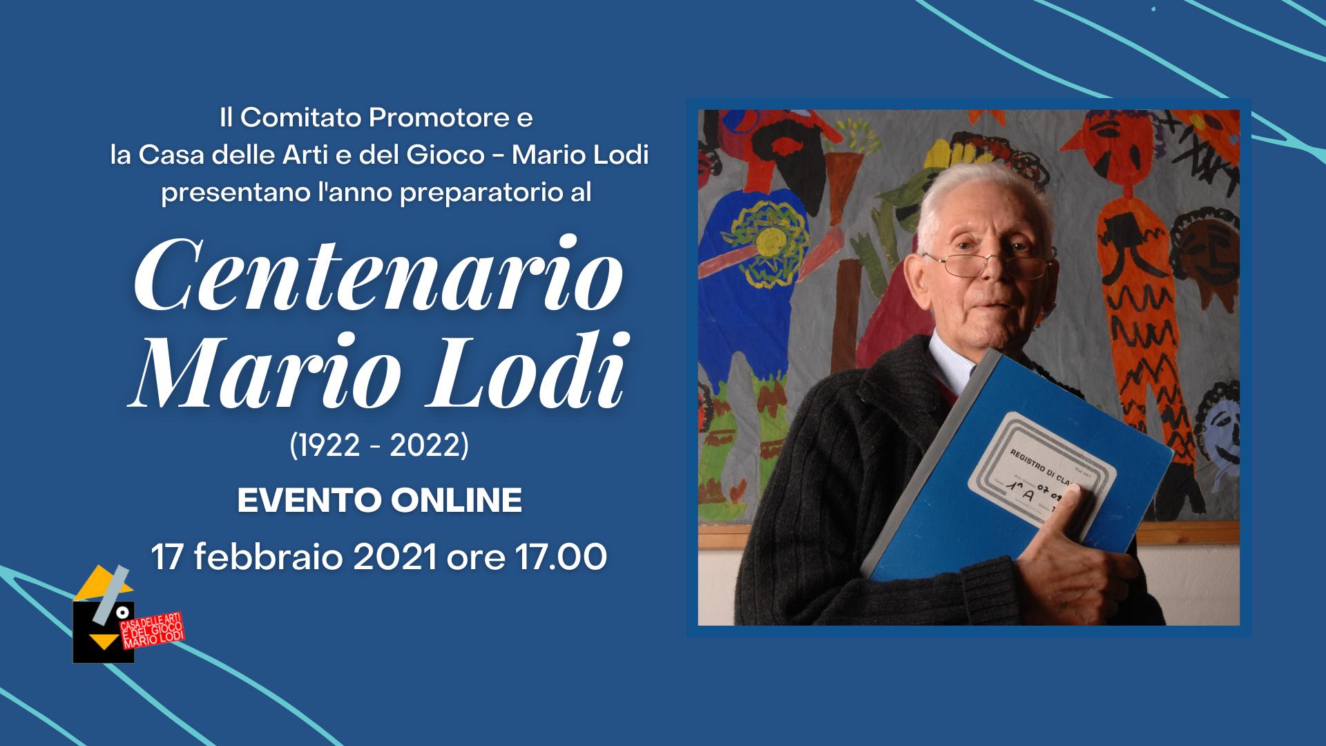 Centenario Mario Lodi