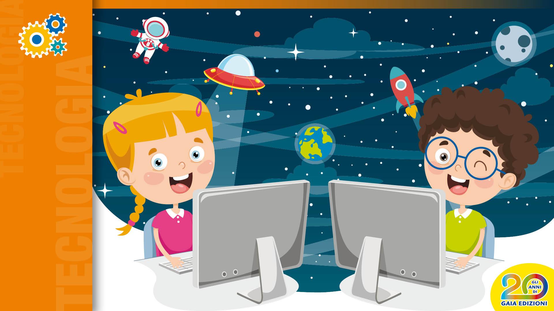 Bambine e bambini che programmano